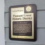 Historical Mayhew House Pleasant Grove Utah built abt 1855-1860 03