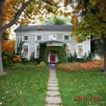 Historical Mayhew House Pleasant Grove Utah built abt 1855-1860 07
