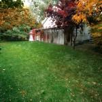 Garden facing studio