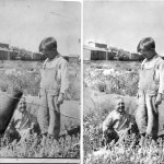 Photo restoration before & after Scott Hancock Pleasant Grove Utah 001