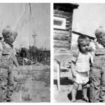 Photo restoration before & after Scott Hancock Pleasant Grove Utah 002
