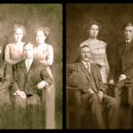 Photo restoration before & after Scott Hancock Pleasant Grove Utah 016