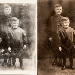 Photo restoration before after Scott Hancock Pleasant Grove Utah 025 150x150 Photo Restoration (Before and After Photographs)