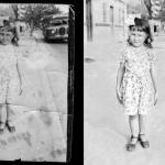 Photo restoration before & after Scott Hancock Pleasant Grove Utah 031