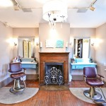 Salon Fireplace N