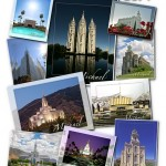 Temple Note Cards personalized